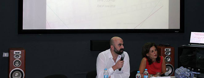 ... the ACC was present at the 3rd Film and Television Careers Connection  (FTCC). The event was organized by the Royal Film Commission - Jordan (RFC)  ...