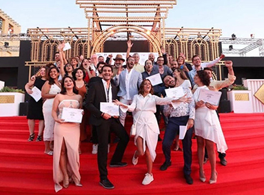 Six Awards from Arab Cinema Center's Partners to CineGouna SpringBoard Projects