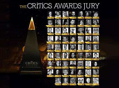 The Annual Critics Awards Jury More than Doubled to 62 Critics from across the World